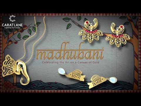 Madhubani   Celebrating the Art on a Canvas of Gold