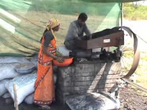 Charcoal Briquettes - Converting Waste into Charcoal