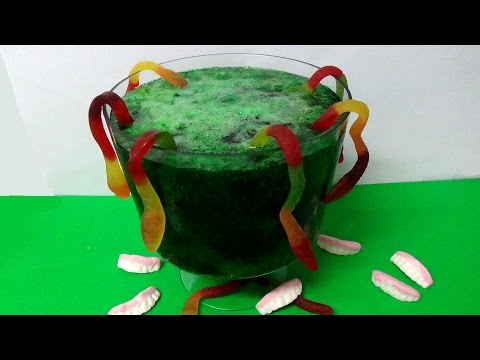 how to make slimy swamp drink