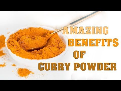 Top 5 Amazing Health Benefits of Curry Powder | How To Improve Your Health