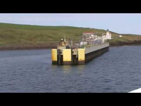Northlink Ferries Scrabster Stromness