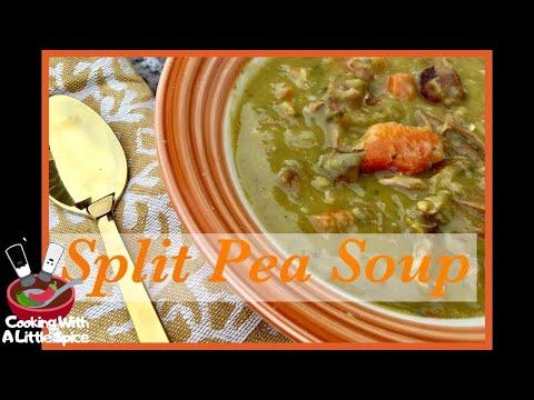 Split Pea Soup | Instant Pot Recipe