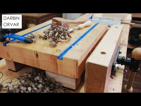 Mini Workbench w/ Woodworking Vise & Clamps