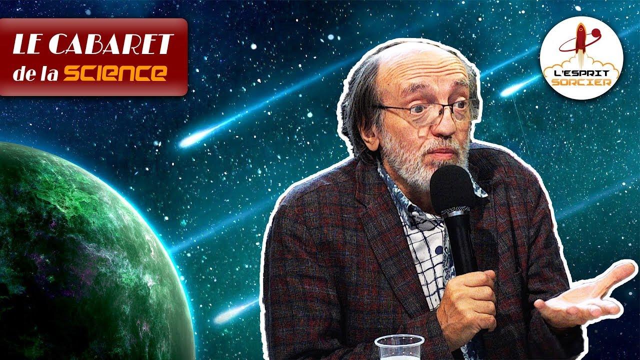 D'où vient la vie ? | Michel Viso - Cabaret de la Science