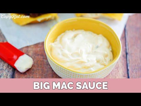 McDonald's Secret Sauce - Copycat Recipe