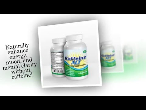 Quit Caffeine Alternative Supplement: Caffeine-ALT