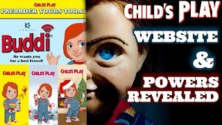 Download Child's Play Remake UPDATE Marketing & Doll Powers Revealed Video