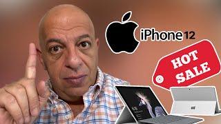 TAG 381 - iPhone 12, Surface en México y Hot Sale