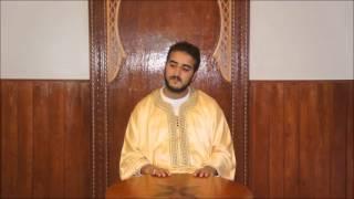 مجاهدة النفس - الاستاذ اسماعيل بن زكرياء
