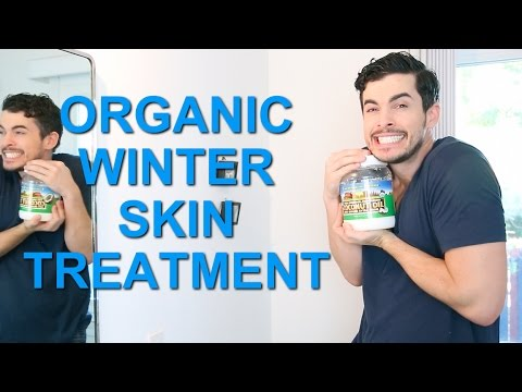 HOW TO HYDRATE YOUR WINTER SKIN ORGANICALLY