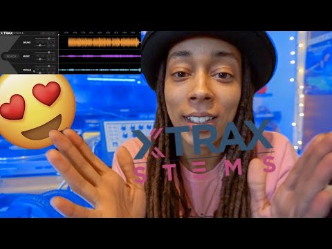 How to make an acapella with ANY song! || XTRAX STEMS REVIEW || Sarah2ill