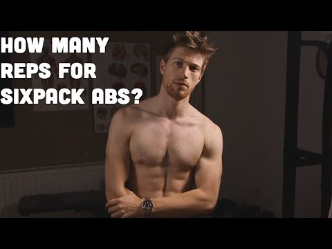 How Many Reps For A Sixpack?