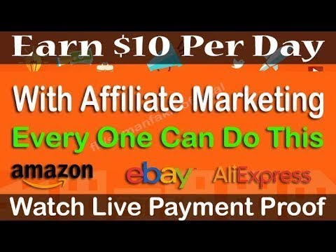 Earn $10 - $30 Per Day from Digital Marketing | Affiliate Marketing | Email Marketing