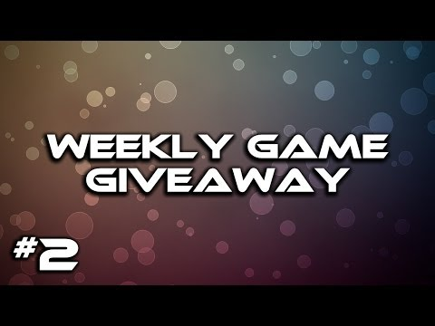 Game Giveaway Week 2 (CLOSED) + Week 1 Winner