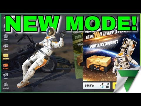 NEW UPDATE, NEW MODE!! | Rules of Survival