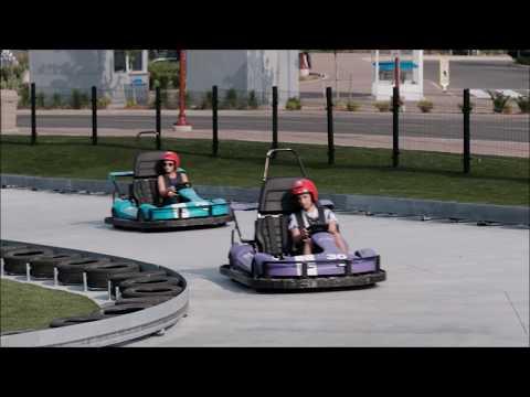 Mario Kart-inspired racetrack opens in Niagara Falls