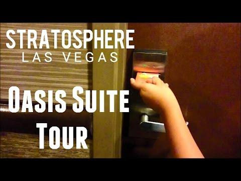 Stratosphere  Oasis Suite Tour | LAS VEGAS