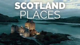 10 Best Places to Visit in Scotland - Travel Video