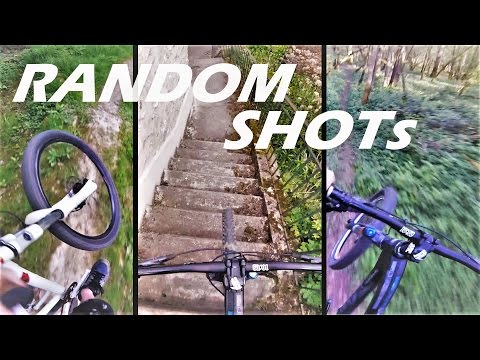 MTB RANDOM SHOTs | Urban - Freeride - Dirt Jumping | GoPro