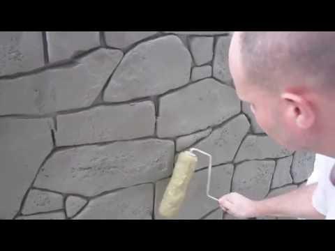 Stone Matrix  --- Vertical Decorative Concrete   ProTips HD