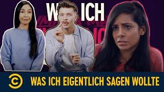 Was Ich Eigentlich Sagen Wollte | S01E02 | Comedy Central Deutschland
