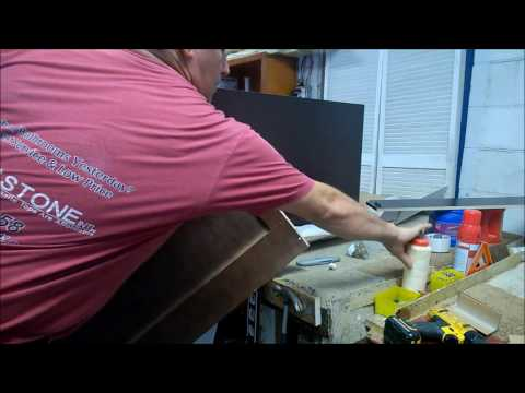 How to Assemble a Sink Base