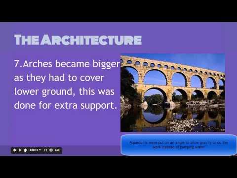 20 fun facts aqueducts