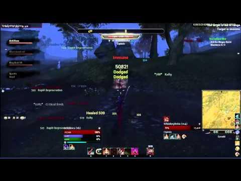ESO- [Boomerang Ninja ] NB Hybrid Build Preview