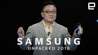 Samsung Unpacked 2018 in 12 Minutes