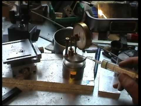 Stirling Engine Trouble Shooting