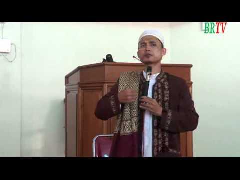 Ceramah Ust Ismail al Faqir pada Peringatan Maulid Nabi di Masjid Baiturrahman Bojonggede