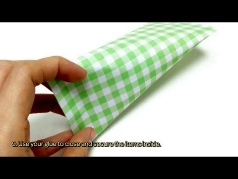 How To Wrap A Present Uniquely - DIY Crafts Tutorial - Guidecentral