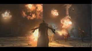 Dragon's Dogma: Dark Arisen - Sorcerer Trailer