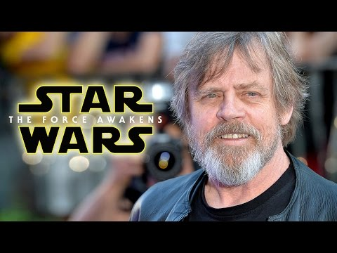 Mark Hamill Talks Star Wars Return