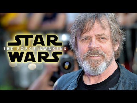 Mark Hamill Talks Star Wars Return