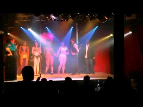 Around The World Show, Last Night, Last Act the Jumpin Jupiter