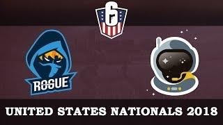 Rogue vs SSG - Map3 @Coastline  | Rainbow6 VODs | US Nationals 2018 - Finals (16.12.2018)