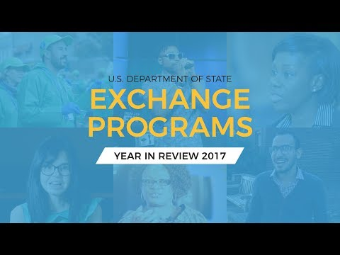 Bureau of Educational and Cultural Affairs (ECA) Year in Review 2017