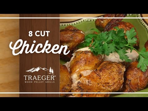 How to Cut a Chicken by Traeger Grills