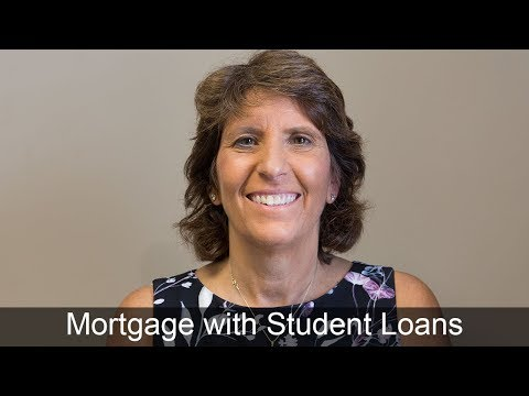 Easier for Borrowers with Student Loans to get a Mortgage in 2017
