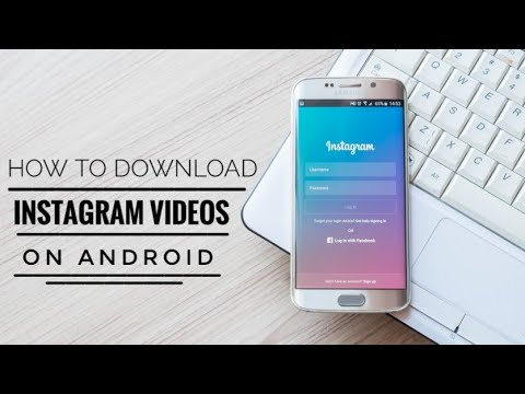How to download Instagram videos directly to gallery