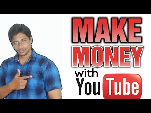 Earn money with Youtube videos in Telugu