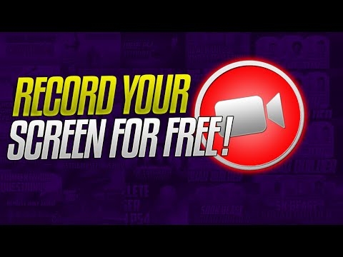 How To Record Your Computer Screen For Free With No Lag 2016 (Rylstim Screen Recorder)