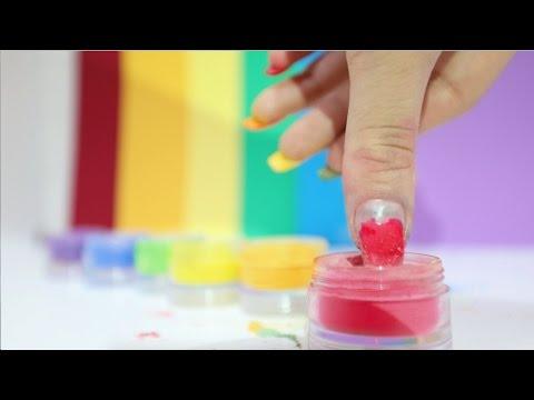 DIY Dip On Nail Polish! (Nail Polish Life Hack)