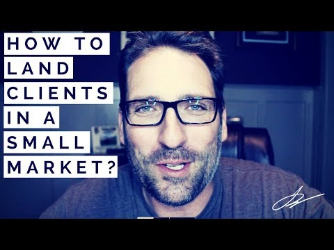 HOW TO LAND AGENCY CLIENTS IN A SPECIFIC NICHE | SwenkToday #85