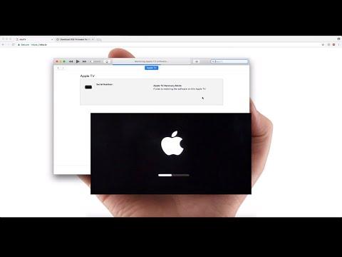 How To Downgrade AppleTV 4 to TVOS 10.2.2