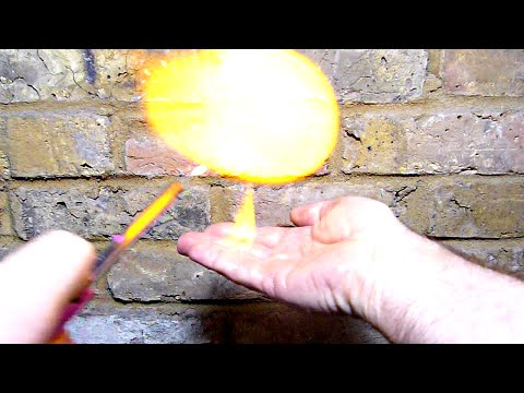 How to Make Hydrogen Gas & Experiments
