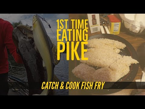 Catch and Cook Crawfish Boil Part 2   The Fish Fry