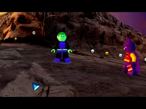 LEGO Batman 3: Beyond Gotham - Beast Boy Gameplay and Unlock Location