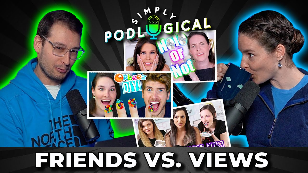 YouTuber Collabs: Friendship or Views? - SimplyPodLogical #12